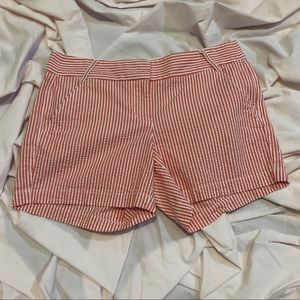 J. Crew shorts size 6 city fit